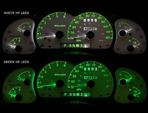 Diagram Ford Ranger Tachometer Install