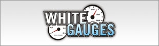 White Gauges